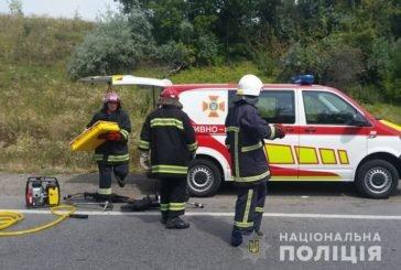 В Тернопільському районі в результаті ДТП загинув водій іномарки