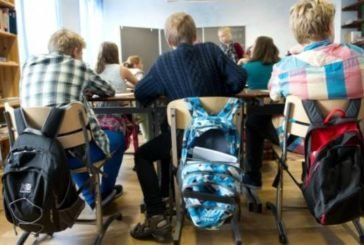 В Естонії учителі зможуть оглядати особисті речі учнів