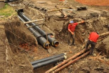 У Тернополі триває реконструкція мереж теплопостачання