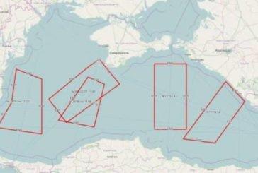 Гібридна агресія: РФ перекрила майже половину Чорного моря