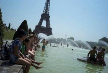 Аномальна спека в Європі висушує річки та озера