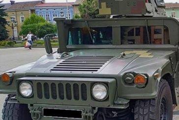 Завтра на Театральному майдані у Тернополі демонструватимуть військову техніку
