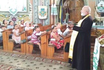 «Веселі канікули з Богом» влаштували для дітвори з села Городище Козівського району (ФОТО)