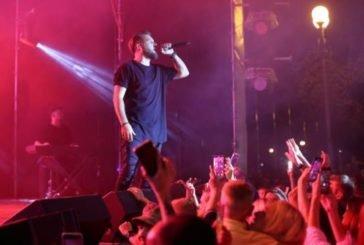Тисячі тернополян відвідали концерт гурту BEZ ОБМЕЖЕНЬ з нагоди Дня Незалежності (ФОТО)