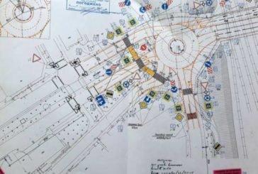 Увага! На перехресті вулиць Крушельницької та Хмельницького зміниться дорожній рух