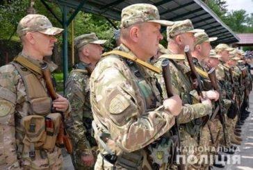 Після трьох місяців служби зі сходу повернулися поліцейські Тернопільщини