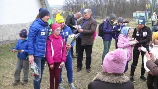 Уславлені тернопільські біатлоністи та їхні тренери отримуватимуть стипендії Президента України