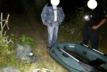 На Тернопільщині минулого місяця виявили 26 фактів браконьєрства