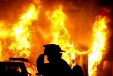 На Тернопільщині під час гасіння пожежі пролунав вибух