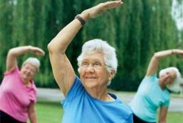 У Скалатській ОТГ літніх людей вчитимуть гімнастиці для очей та спини