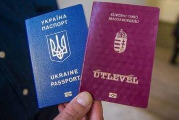 Сотні тисяч жителів Закарпаття мають угорські паспорти
