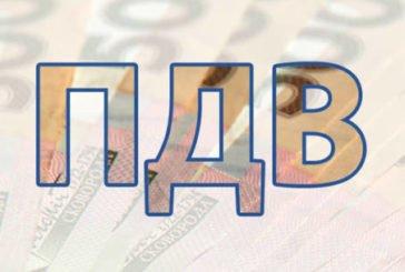 На Тернопільщині до держбюджету спрямували майже 644 млн грн ПДВ