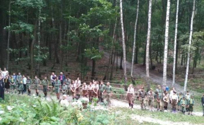 На Шумщині проходить таборова зустріч національної скаутської організації «Пласт» (ФОТО)
