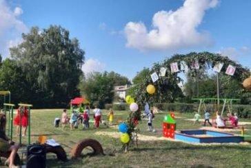 У селі на Шумщині відкрили BabyLand (ФОТО)