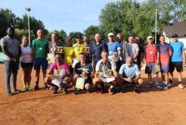 У Тернополі вперше відбувся міжнародний тенісний турнір (ФОТО)