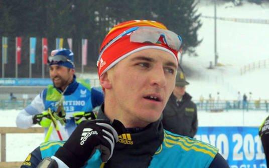 Тернополянин Дмитро Підручний виграв дві контрольні гонки протягом години