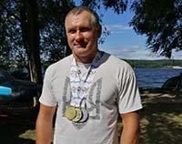 Тернопільський веслувальник Владислав Юзюк – володар трьох золотих та однієї срібної медалей на Європейських Іграх Майстрів у Італії