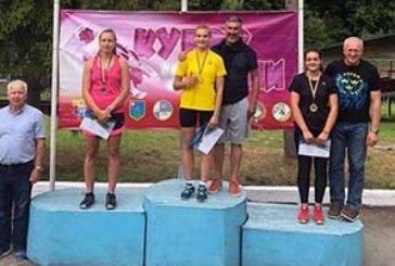 Четверо кременецьких саночників – переможці та призери Літнього чемпіонату України