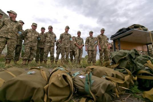 Близько півтисячі військовозобов'язаних Тернопільщини залучають на навчальні збори