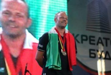 Чемпіоном світу з водно-моторного спорту у Тернополі став італієць Клаудіо Фанзіні