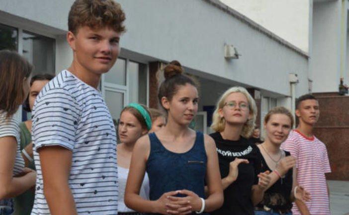 Молодь англомовного табору MASCOT ознайомилася з особливостями навчанням у ТНЕУ (ФОТО)