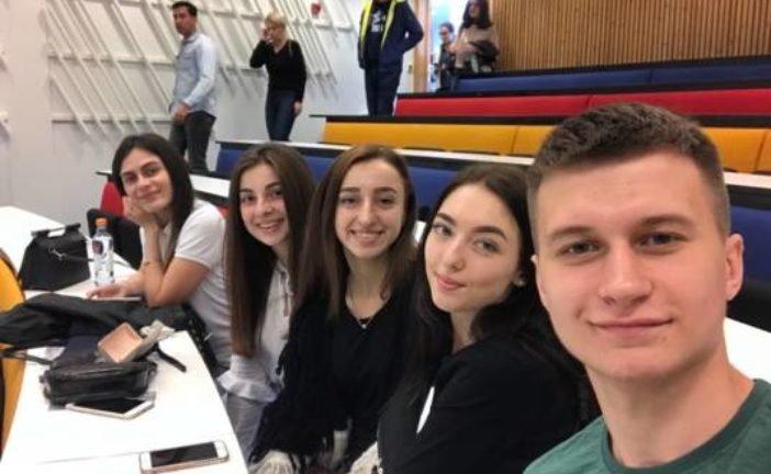 Студенти ТНЕУ проходили бізнес-практику в Університеті Норд (ФОТО)