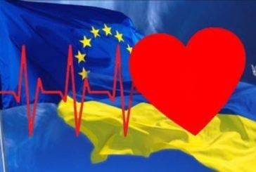 """Україна – серцебиття Європи: зворушливе відео про те, що означає """"бути в Україні"""""""