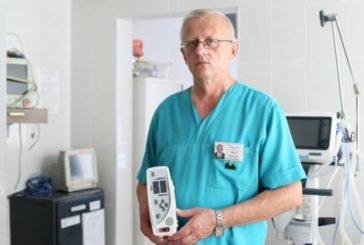 Тернопільська міська дитяча лікарня отримала від меценатів сучасну медичну апаратуру (ФОТО)