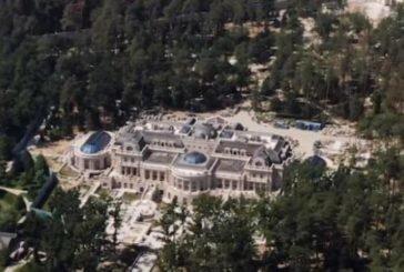 Під Києвом виявили палац Ахметова