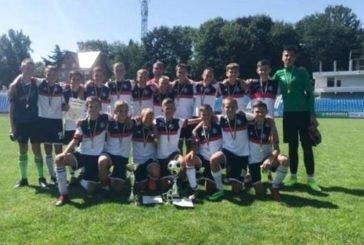 Тернополяни стали переможцями Всеукраїнського футбольного турніру