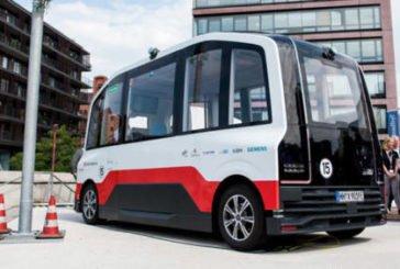 У Німеччині з'являться автобуси без водіїв