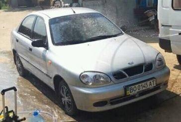 У Тернополі на «Східному» викрали авто. Допоможіть у пошуках!