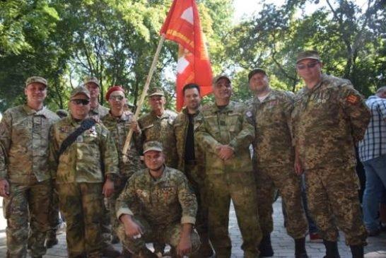 Марш ветеранів «зшив» Україну