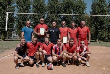 Тернопільські рятувальники вибороли срібло у змаганнях з волейболу (ФОТОРЕПОРТАЖ)
