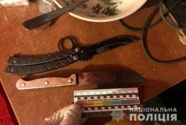 У Тернополі хлопець зарізав залицяльника матері: процес вбивства він знімав на телефон (ФОТО)