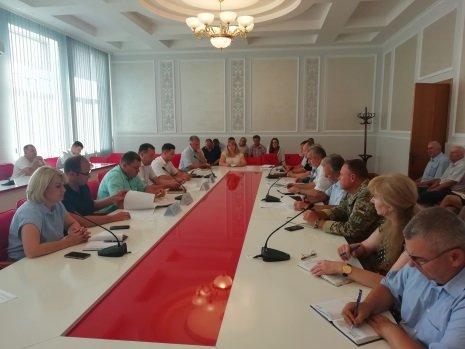 На Тернопільщині готуються до відзначення Дня Незалежності України