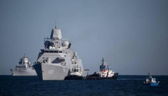 Російський флот вчиться перекривати Балтійське море
