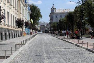 У Тернополі відкрили оновлений сквер Чорновола
