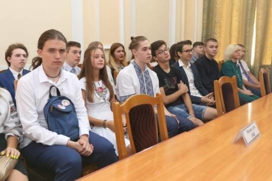 Кращих школярів, випускників та науковців Тернополя нагородили преміями