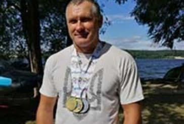 Тернополянин Владислав Юзюк здобув три золоті та одну срібну медаль на Європейських Іграх Майстрів в Італії