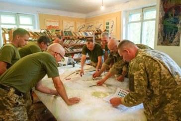 На Тернопільщині розпочалися командно-штабні тренування органів управління частин територіальної оборони (ФОТО)