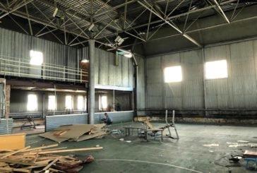 У Тернополі розпочалася реконструкція фізкультурно-оздоровчого комплексу (ФОТО)