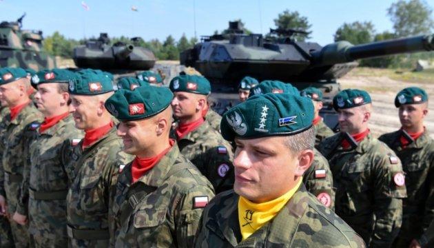У Польщі створили нову дивізію через загрози від Росії