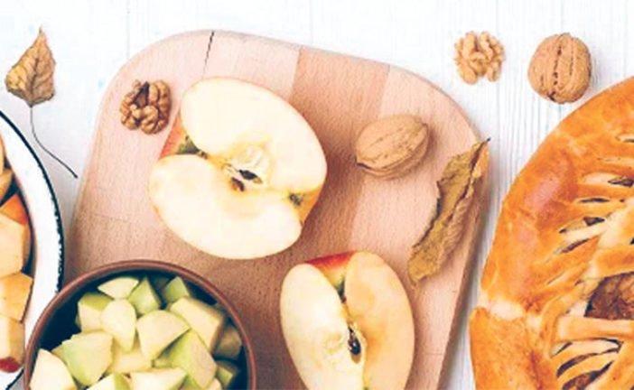 Окрім шарлотки. Мафіни, тарт, блонді й інші рецепти з яблуками