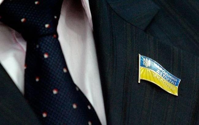 ЦВК заплатила запозолочені значки нардепів 1,7 млн. грн.