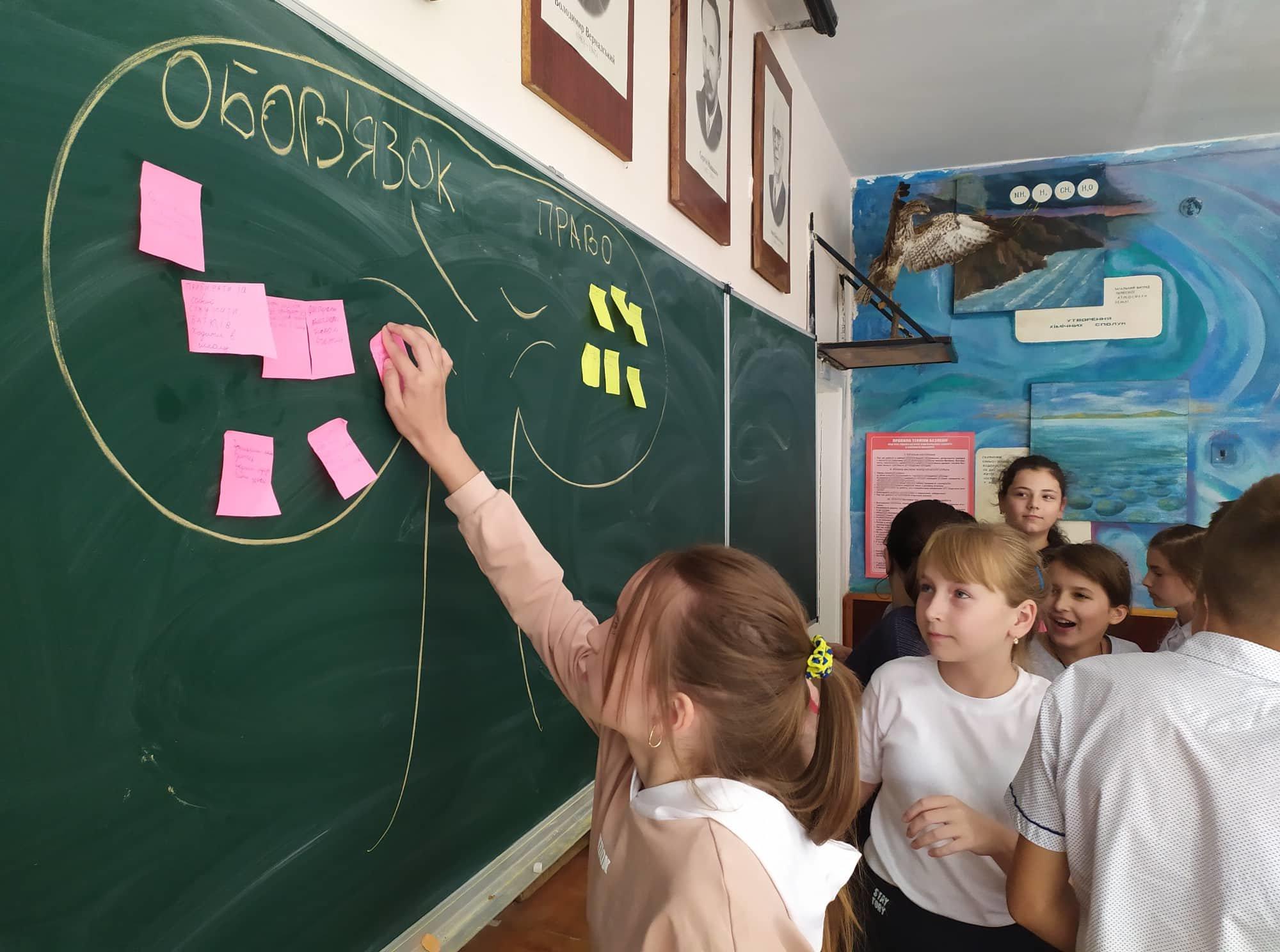 Працівники юстиції Тернопільщини провели у школах уроки «Я МАЮ ПРАВО!» (ФОТО)