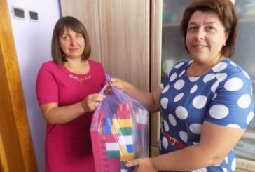У Шумську триває доброчинна ініціатива «Благодійність для дітей» (ФОТО)