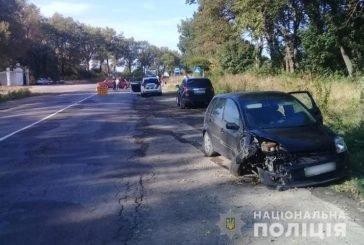 На Тернопільщині у двох автопригодах травмувалися люди (ФОТО)