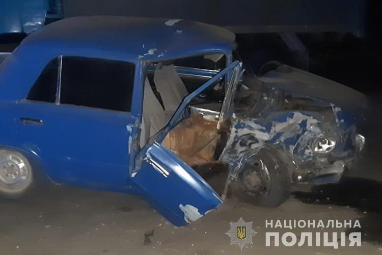 На Тернопільщині п'яний чоловік, керуючи авто, травмував своїх дітей та дружину (ФОТО)