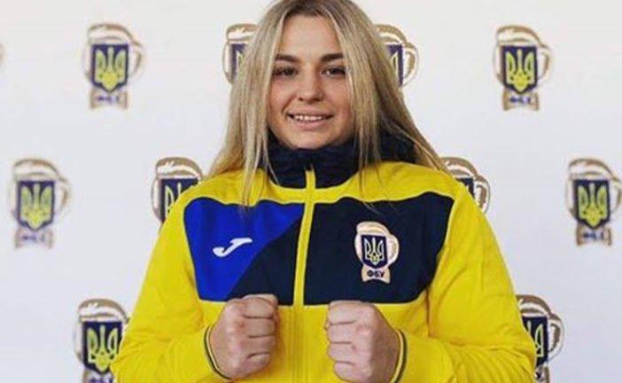 Тернополянка Олеся Крисюк візьме участь у чемпіонаті Європи з боксу серед молоді